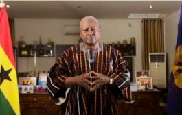 Farewell! History will be my judge - Mahama