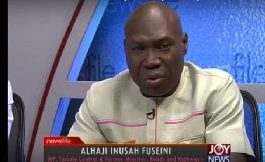 Akufo-Addo accepted Mahama's request to stay in his official residence- Inusah Fuseini