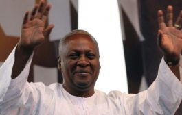 Mahama starts packing out of state bungalow