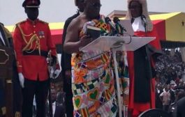 FULL TEXT: President Nana Addo's Inaugural Address