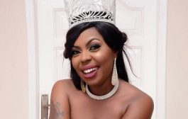 Celebrity female crush of the week - Afia Schwarzenegger