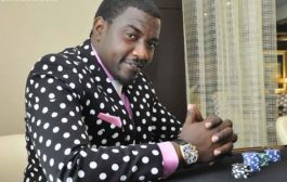 John Dumelo opens fashion, cosmetics shop in Gambia