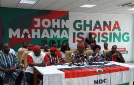 Call Your 'Mad Dogs' To Order…NDC Tells Prez Akufo Addo