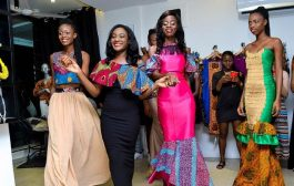 "Afro Mod launches ""Harmattan"" Collection"