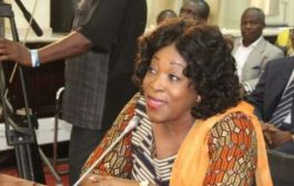 Stranded Ghanaians will be assisted to return - Ayorkor Botchway