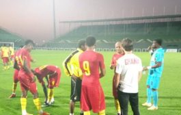 AFCON 2017: Black Stars beat Uzbekistan giants in first friendly