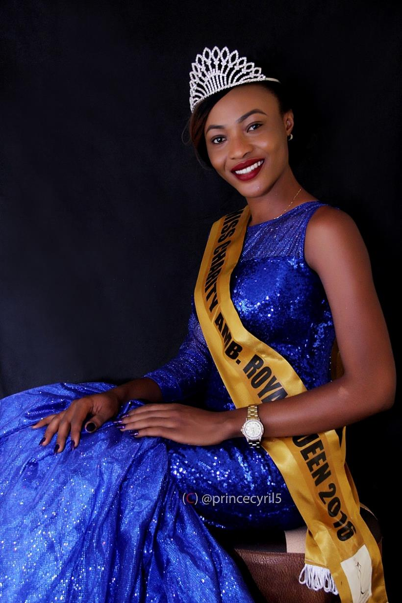 Queen Okojie Juliana Emerges As Miss Charity Ambassador Royal Queen