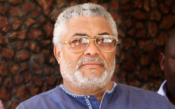 Rawlings reiterates trust in President Akufo-Addo