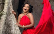 Photoshoot: Actress, Benedicta Gafah's Valentine's Day Special – Beauty Meets Nature !!