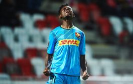 Godsway Donyoh emerges as match winger for Nordsjaelland