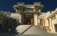 Holy Temple Appears on Temple Mount - See For Yourself on Google Maps! [PHOTOS]