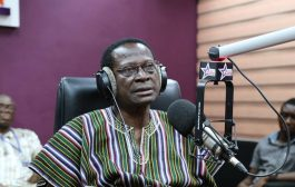I'm not surprised NDC lost 2016 election – Kwabena Adjei