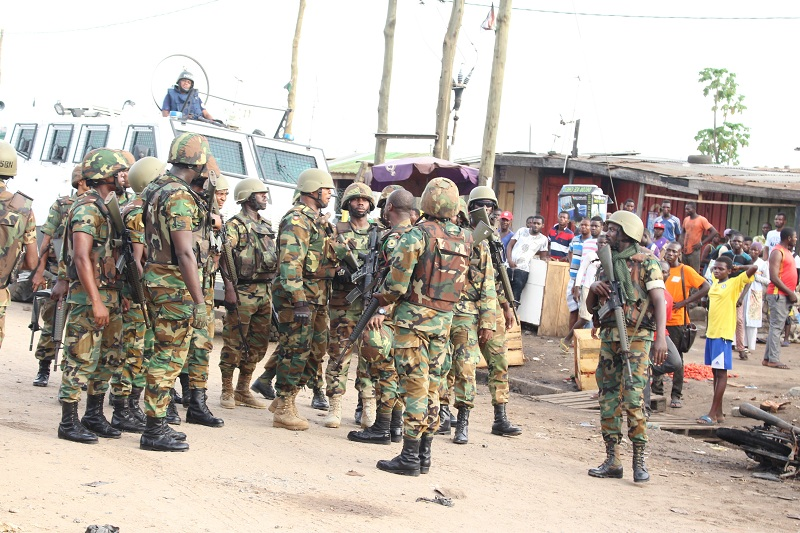 Five arrested for Agbobloshie clashes