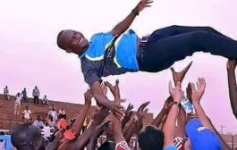 Sudanese side Al Khartoum gives in-coming Ghana coach Kwesi Appiah rousing farewell