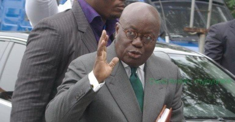 Akufo-Addo unveils anti-galamsey strategy this week