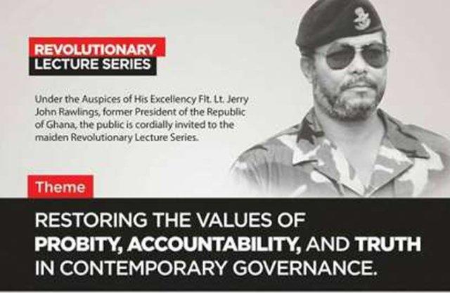 Kunbuor, Atuguba, others to speak at maiden Revolutionary Lecture Series