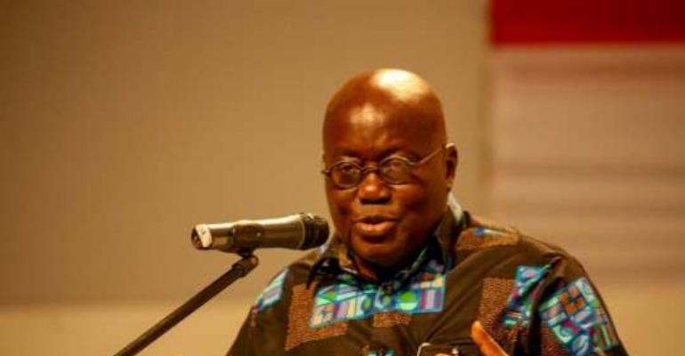 Government will resource technical schools - President Akufo-Addo