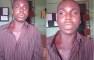 'Real killer' of Major Maxwell Adam Mahama confesses