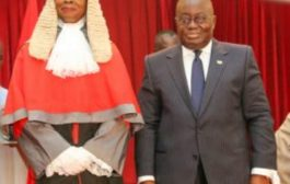 Global Media Salutes New Chief Justice