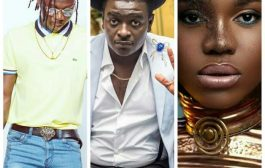 Stonebwoy, Kumi Guitar, Becca & More Nominated For The 2017 Ghana Music Awards UK