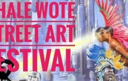 Chale Wote Street Art Festival slated for August 14