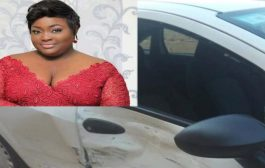 Roselyn Ngissah Involved In Accident