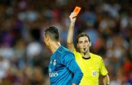 Real Madrid boss Zidane 'upset' by 'excessive' Ronaldo ban