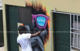 Artists storm Chale Wote Street Art Festival [Photos]