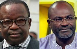 Fired CID Boss Blames Kan Dapaah, Ken Agyapong For His Removal
