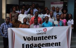 CDD-Ghana trains 22 volunteers for 'I am aware' project