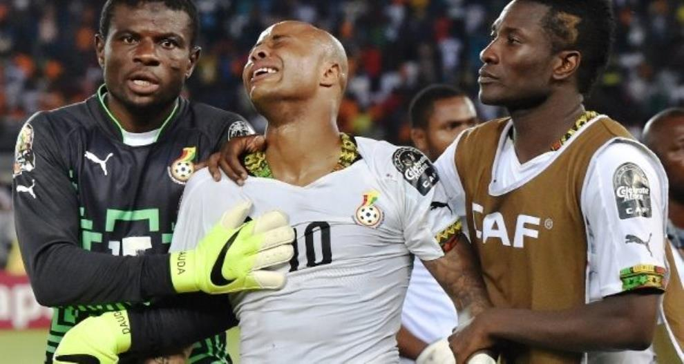 Five Reasons Why The Black Stars Failed To Qualify For Russia 2018