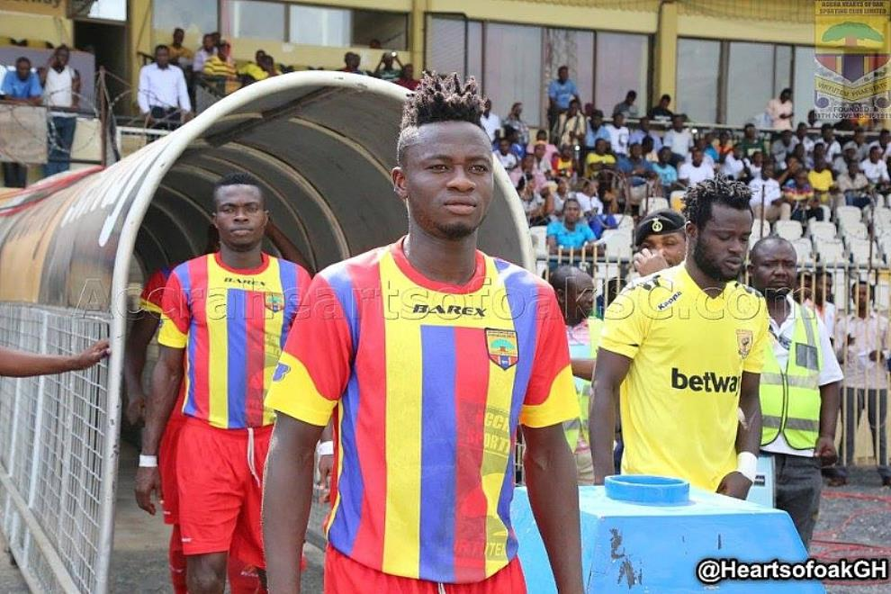 GHC25, 000 Is Just A Peanut – Fatawu Tells Hearts of Oak