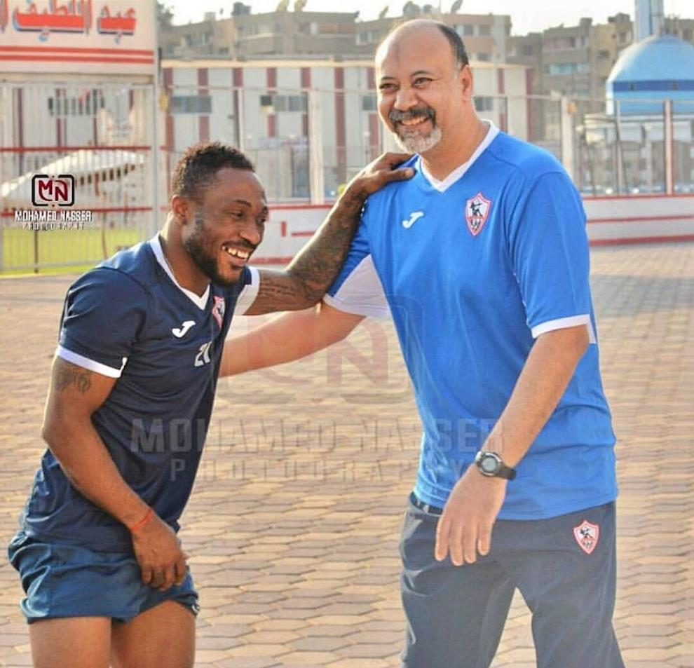 Ben Acheampong Set To Make Egyptian Premier League Bow With Zamalek Tonight