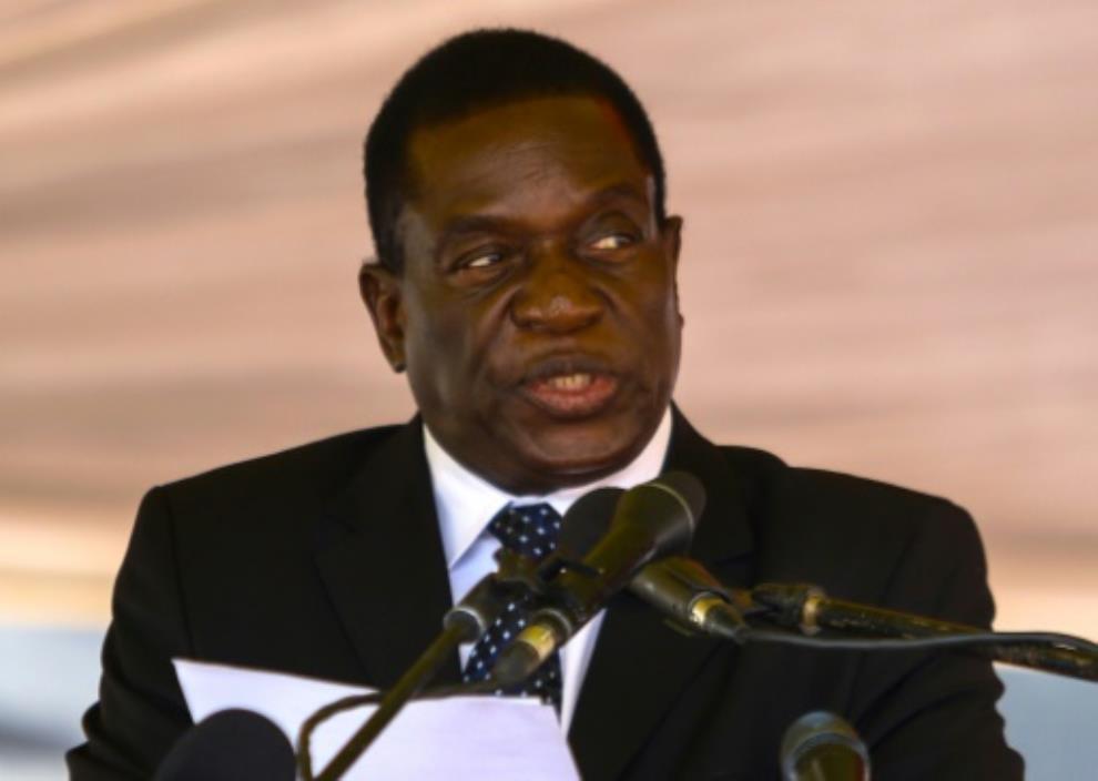 Mugabe deputy had 'designs to seize power': state media