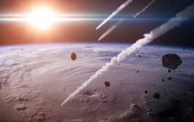 """Tonight's Spectacular Meteor Shower and Asteroid """"Appear Immediately Before Messiah"""""""