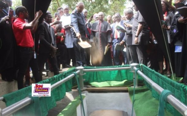KABA Laid To Rest