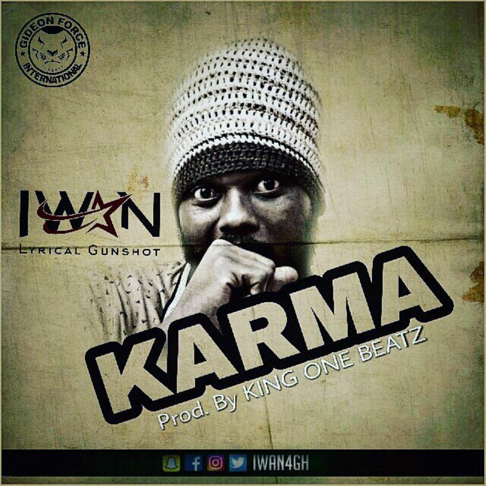 IWAN - KARMA (Prod. By KingOne Beatz) ShangoRecordz
