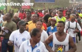 Photos: Luv FM's 2018 Fitness Walk Held In Kumasi