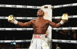 Joshua Clottey Claims Isaac Dogboe Will Kill Emmanuel Tagoe If Loses Weight