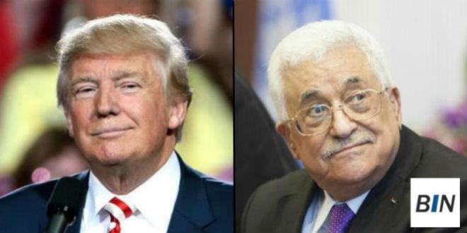 Abbas Furious: Trump Wants Palestinian Capital in Abu Dis