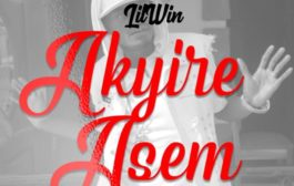 Lil Win Finally Drops Hit Song 'Akyire Asem' (Prod By Collins Tee)