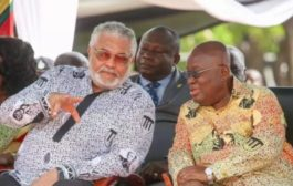 I'm Not Aware Of The Latest Corruption Perception Index - Rawlings
