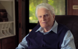 Jewish Leaders Mourn the Passing of Reverend Billy Graham, Friend of Israel