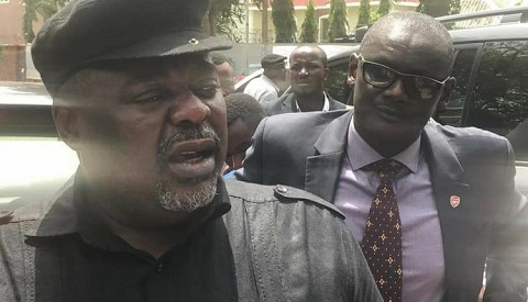 Police raid Koku Anyidoho's house in search of weapons
