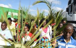 ICGC Children Mark Palm Sunday