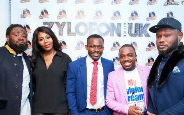 Photos: How Celebrities Dressed To Zylofon Media UK Office Opening