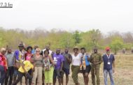 Citi FM's HeritageCaravan Day 4: Patrons tour Mole Park, Laribanga Mosque