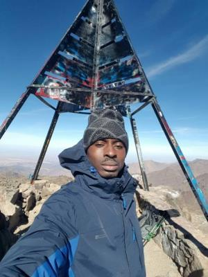 Ghanaian Risks Life On Africa's Tallest Mountains To Help Community