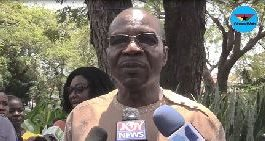 Attacks on journalists: We will pursue JoyNews reporter's case to the end - Affail Monney