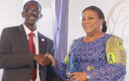 Rebecca Akufo-Addo Pushes For Ghana Beyond Aid Health Agenda